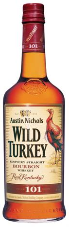 Wild Turkey Bourbon 101 Proof